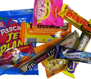 Lollies and Chocolate