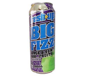 Fresh Up Big Fizz Apple and Sum...Ahh... Fruits 500ml