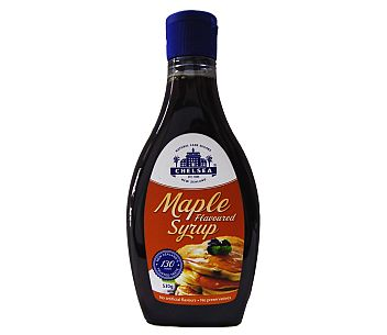 Chelsea Maple Flavoured Syrup 530g