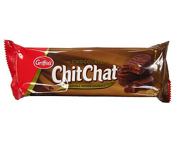 Griffin's Chocolate Chit Chat 180g