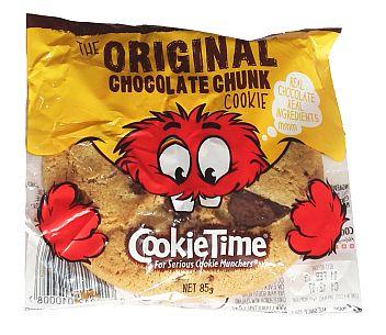 Cookie Time Original Chocolate Chunk 85g