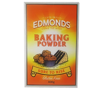 Edmonds Baking Powder 400g