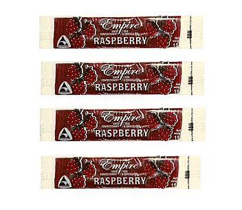 Empire Raspberry Bar 4x15g