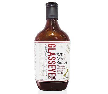 Glasseye Creek Wild Meat Sauce 375ml