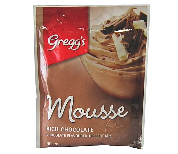 Mousse Rich Chocolate 70g