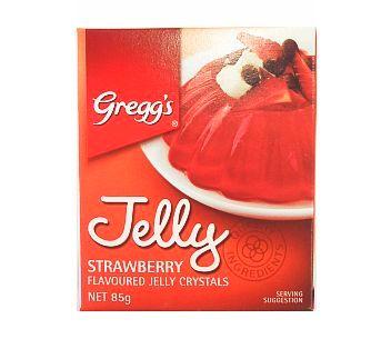 Gregg's Jelly Strawberry 85g