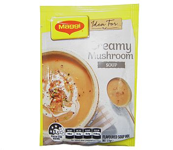 Maggi Mushroom Soup 37g