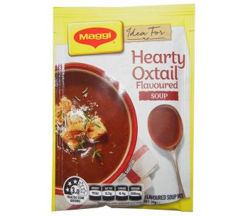 Maggi Hearty Oxtail Soup 39g