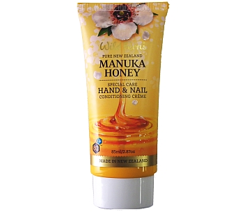 Manuka Honey Hand and Nail Creme 85ml