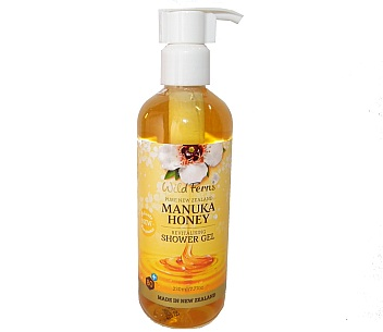 Manuka Honey Shower Gel 230ml