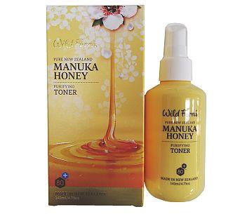 Manuka Honey Toner 140ml