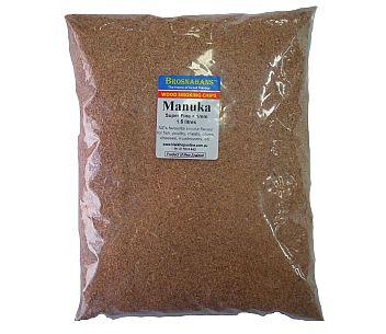 Manuka Wood Smoking Chips Super Fine 1.5ltr