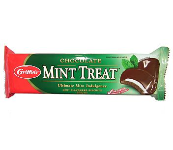 Griffin's Chocolate Mint Treat 200g