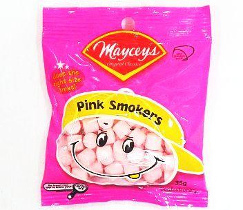 Mayceys Pink Smokers 35g