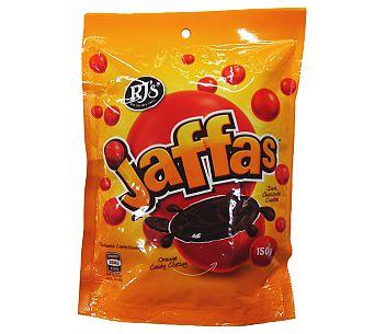 RJ's Jaffas 150g