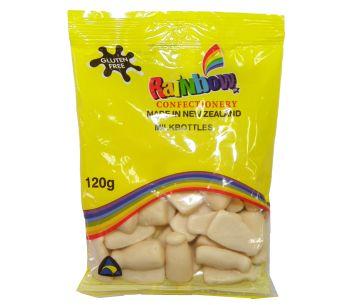 Rainbow Milk Bottles 120g
