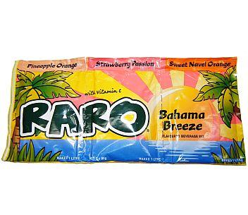 Raro Bahama Breeze 3PK