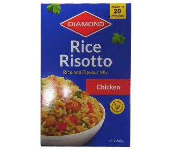 Diamond Rice Risotto Chicken 200g