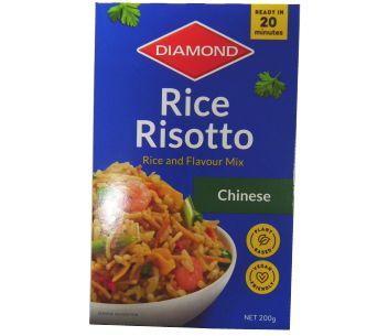 Diamond Rice Risotto Chinese 200g