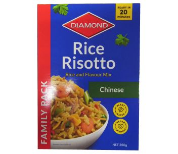 Diamond Rice Risotto Chinese Family Pack 350g