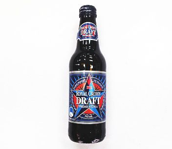 Royal Crown Draft Cola 340ml