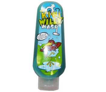 Kiwi Willy Wash Shower Gel 200ml