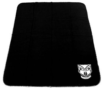 Warriors Polar Fleece Throw