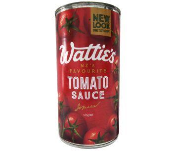 Wattie's Tomato Sauce Can 575g