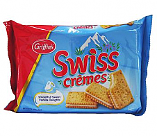 Griffin's Swiss Cremes 250g