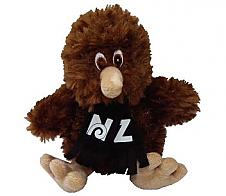 Kiwi Plush Toy with NZ Scarf