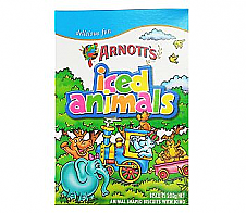 Arnott's Iced Animals 200g
