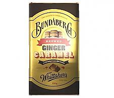 Whittaker's Bundaberg Ginger Caramel Block 250g