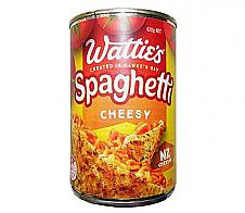 Wattie's Cheesy Spaghetti 420g