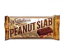 Whittaker's Peanut Slab 50g