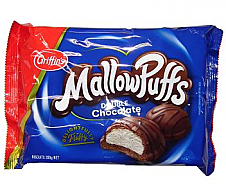 Griffin's Mallow Puffs Double Chocolate 200g