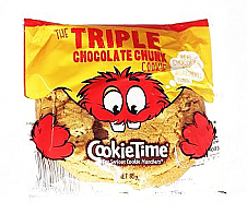 Cookie Time Triple Chocolate 85g