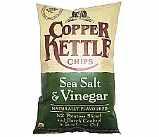 Copper Kettle Sea Salt and Vinegar 150g