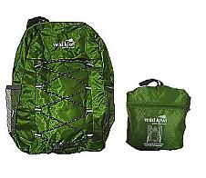 Wild Kiwi Packable Backpack Green