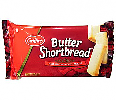 Griffin's Butter Shortbread 200g