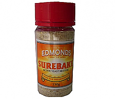 Edmonds Surebake Yeast 130g