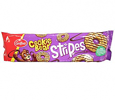 Cookie Bear Stripes 200g
