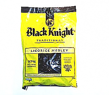 Black Knight Licorice Medley 500g
