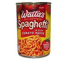 Wattie's Spaghetti 420g