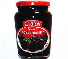 Craigs Boysenberry Jam 375g