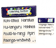 Magnetic NZ Māori Months of the Year