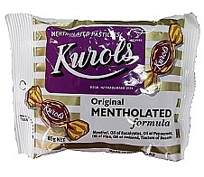 Kurols Mentholated Pastilles 85g