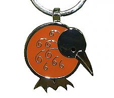 Keyring Kiwi Bird