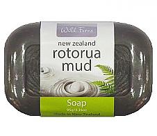 Rotorua Mud Soap 95g