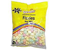 Rainbow Fizzies 1kg