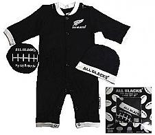 All Blacks New Born 3 Piece Set